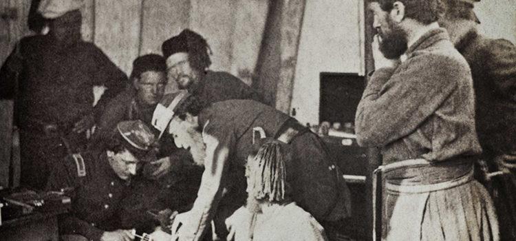 March Program: Civil War Medicine