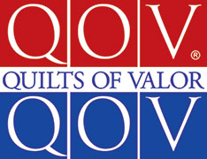Quilts of Valor – First Fridays of the Month